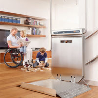 Ascendor Lifts offer wheelchair accessibility.